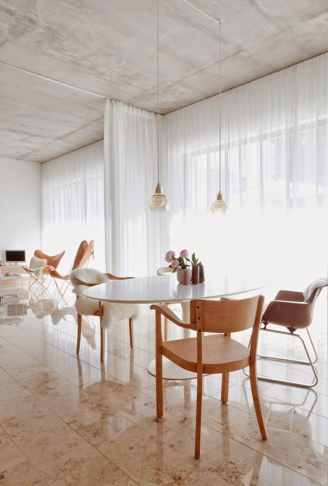 Home interior design dining room a unique and fabulous german home  interior  pinterest  home