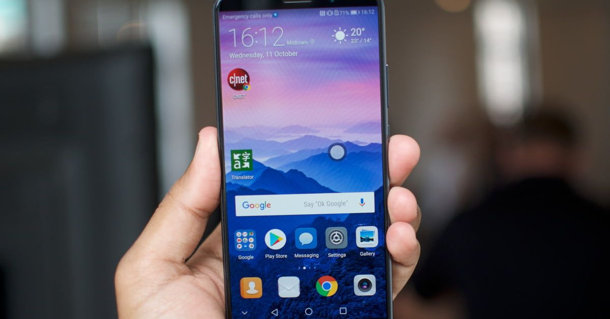 Huawei Mate 10 Pro With 6 Inch Oled Display Is All Set To Launch In U S Huawei Huawei Mate 10 Things