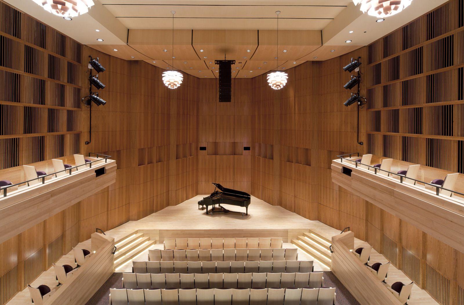 Hatch recital hall thesis inspiration auditorium - Interior decorators rochester ny ...