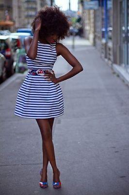Beautiful striped dress