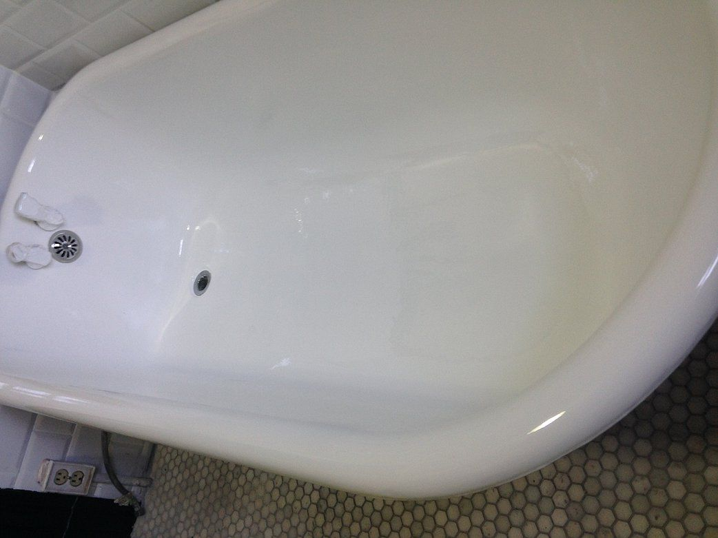 Bathtub Refinishing Kit Canada - Tubethevote