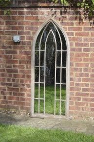 Large Outdoor Garden Mirrors Home Safe