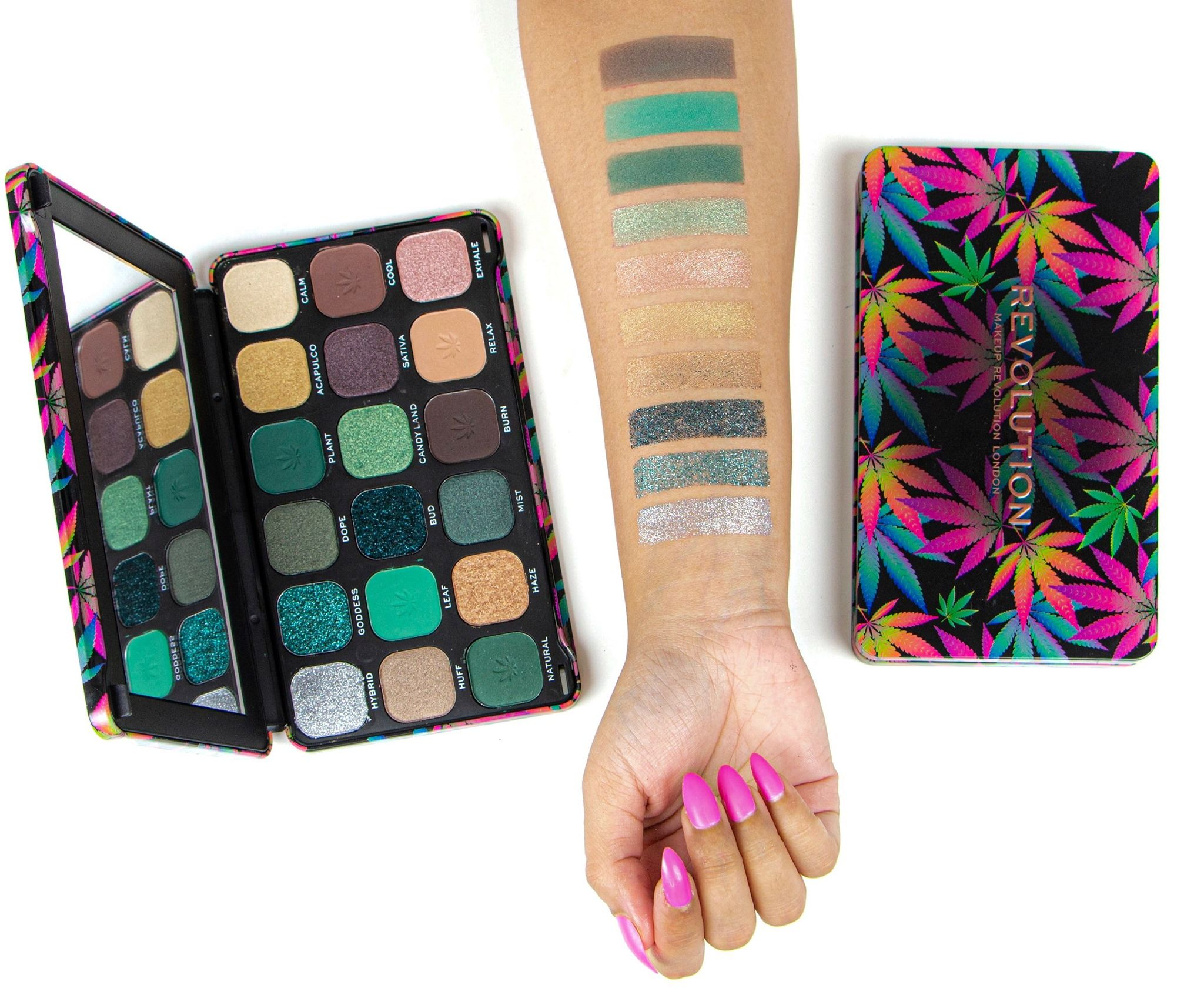 Forever Flawless Chilled Palette Only 15 ultabeauty