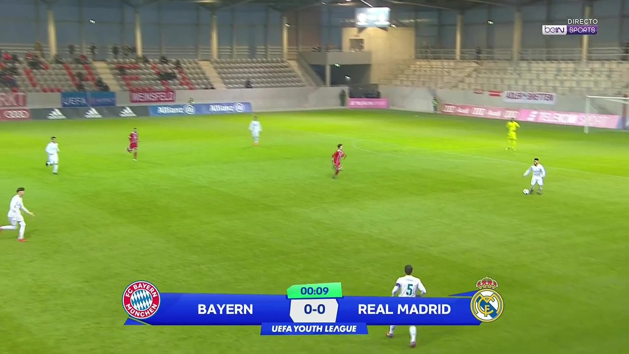 Goals Uefa Youth League 17 18 Bayern München Vs Real Madrid 21 02 2018 Full Match Link Http Www Fblgs Com 2018 02 Goals U Bayern Real Madrid Sport Event