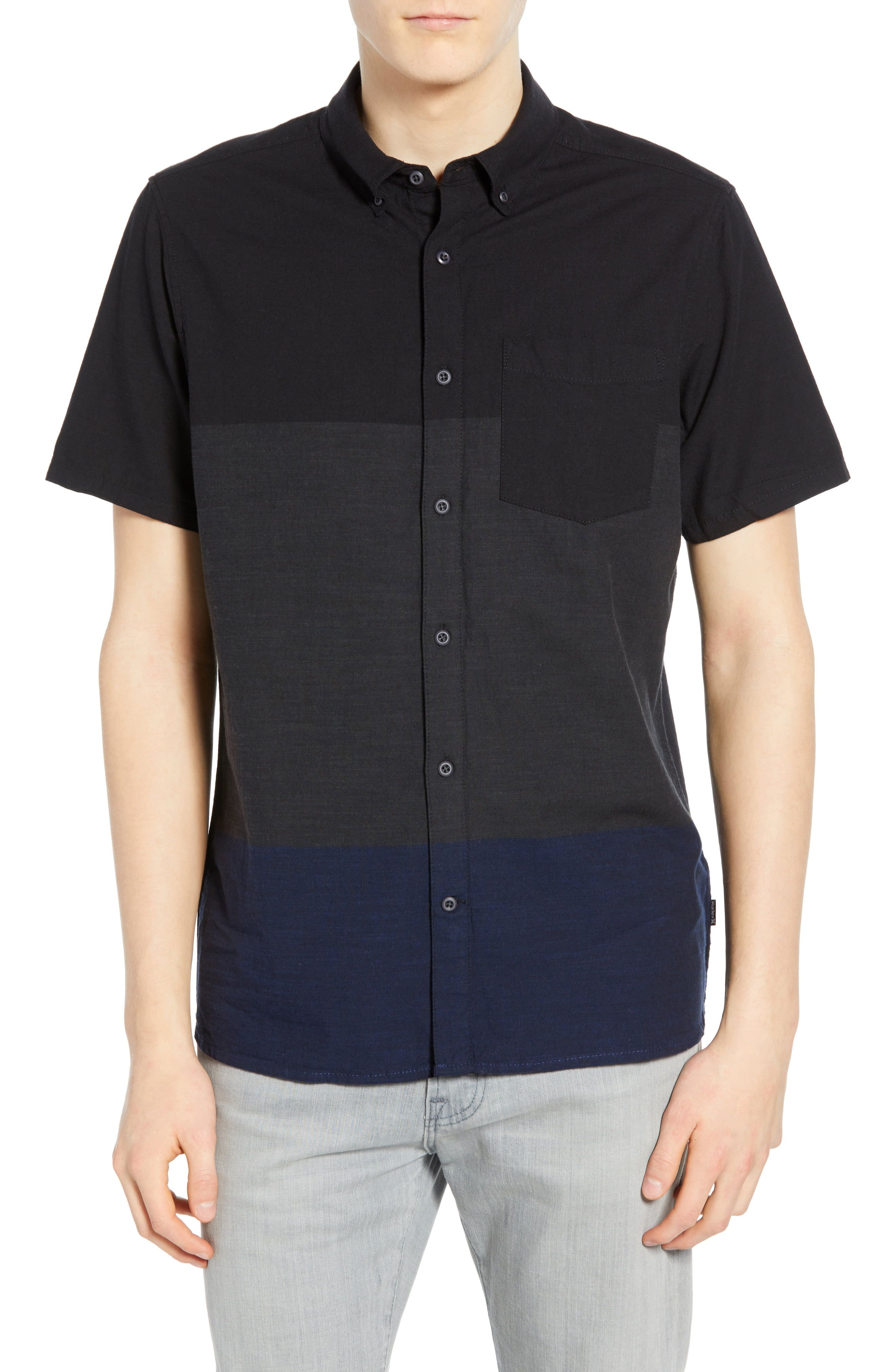 0175803ad9 Men's Hurley One & Only Woven Shirt, Size Small - Grey | Products in ...