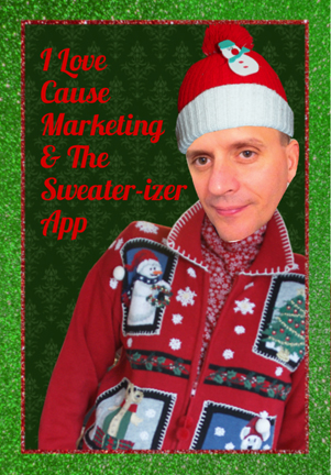 Razoo giving tuesday prizes for ugly sweater