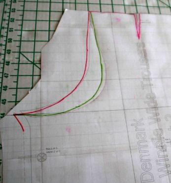 Fantastic Post About Altering The Crotch Curve A Must Read Sewing