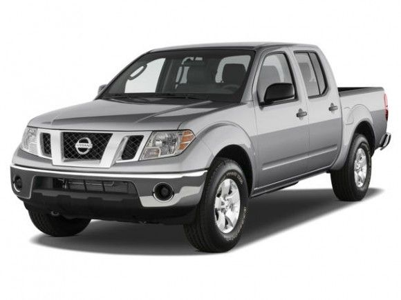 2012 Nissan Frontier Crew Cab S 4x4 Is Equipped With A Standard 4 0 Liter V6 261 Horsepower Engine Th Nissan Frontier Nissan Frontier Crew Cab Compact Trucks