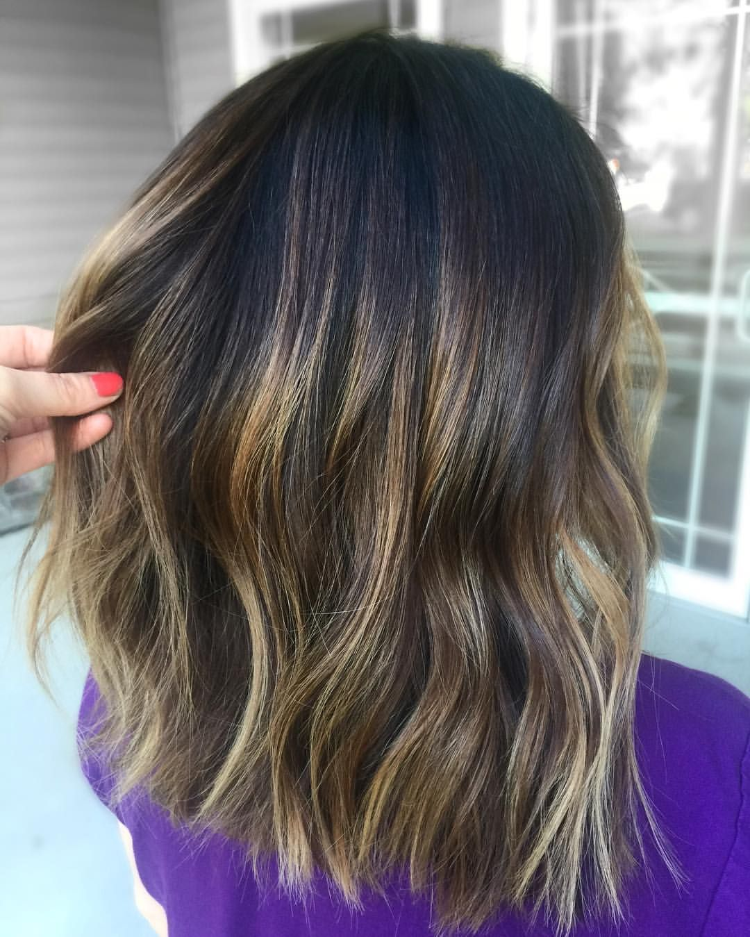 Instagram Photo By Jamie Sea Jun 16 2016 At 10 46am Utc Haare Balayage