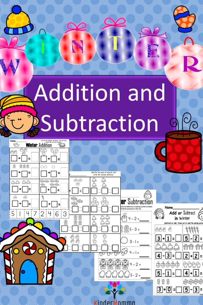 This Is A Large Bundle Of 26 Kindergarten Addition And Subtraction Worksheet Addition And Subtraction Addition Kindergarten Addition And Subtraction Worksheets [ 1200 x 800 Pixel ]
