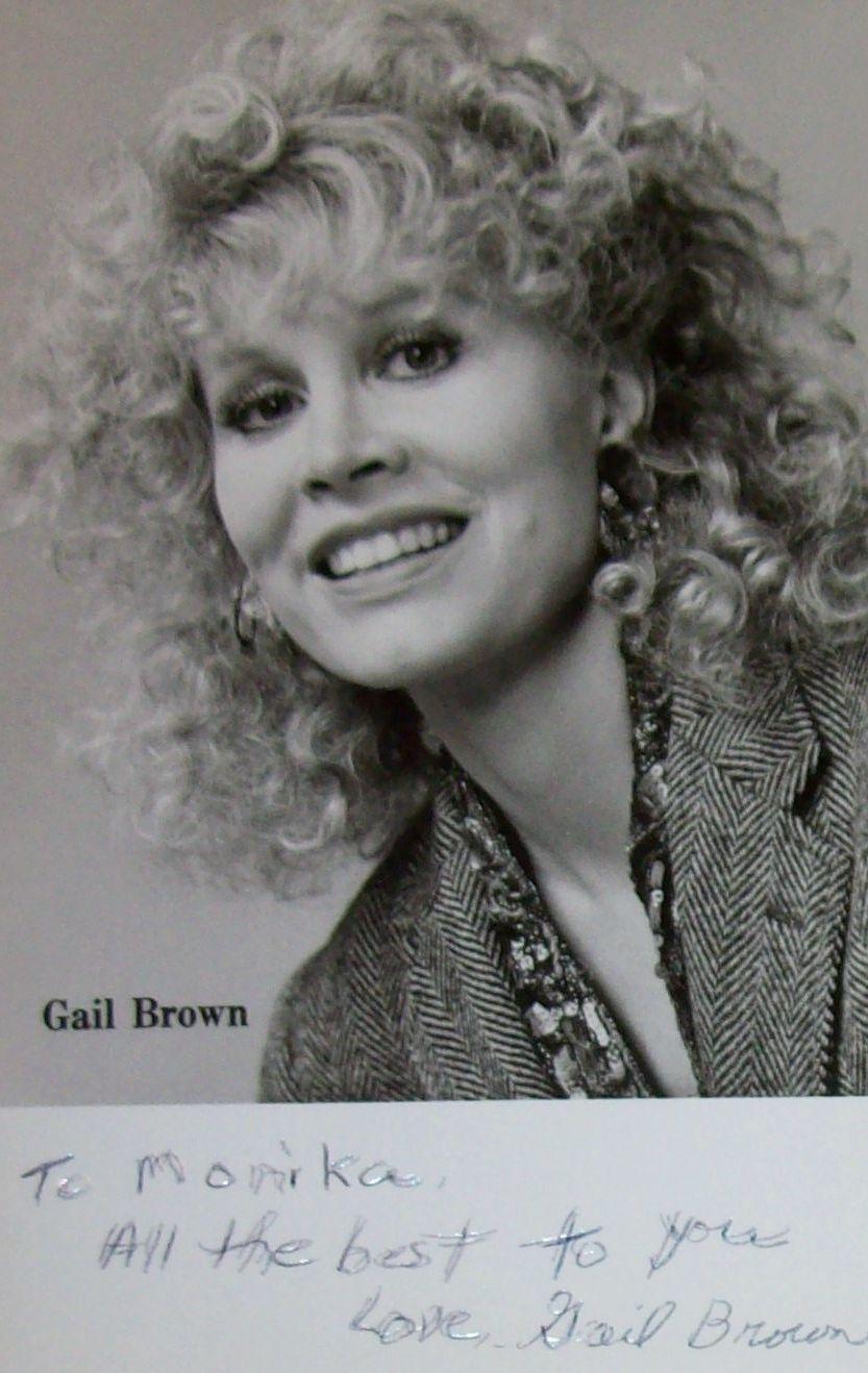Gail Brown nude photos 2019