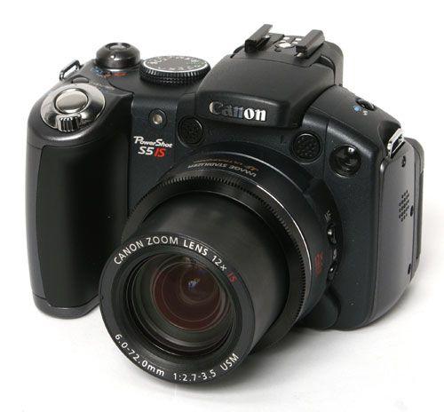 Canon Powershot S5 Is Canon Powershot Powershot Camera