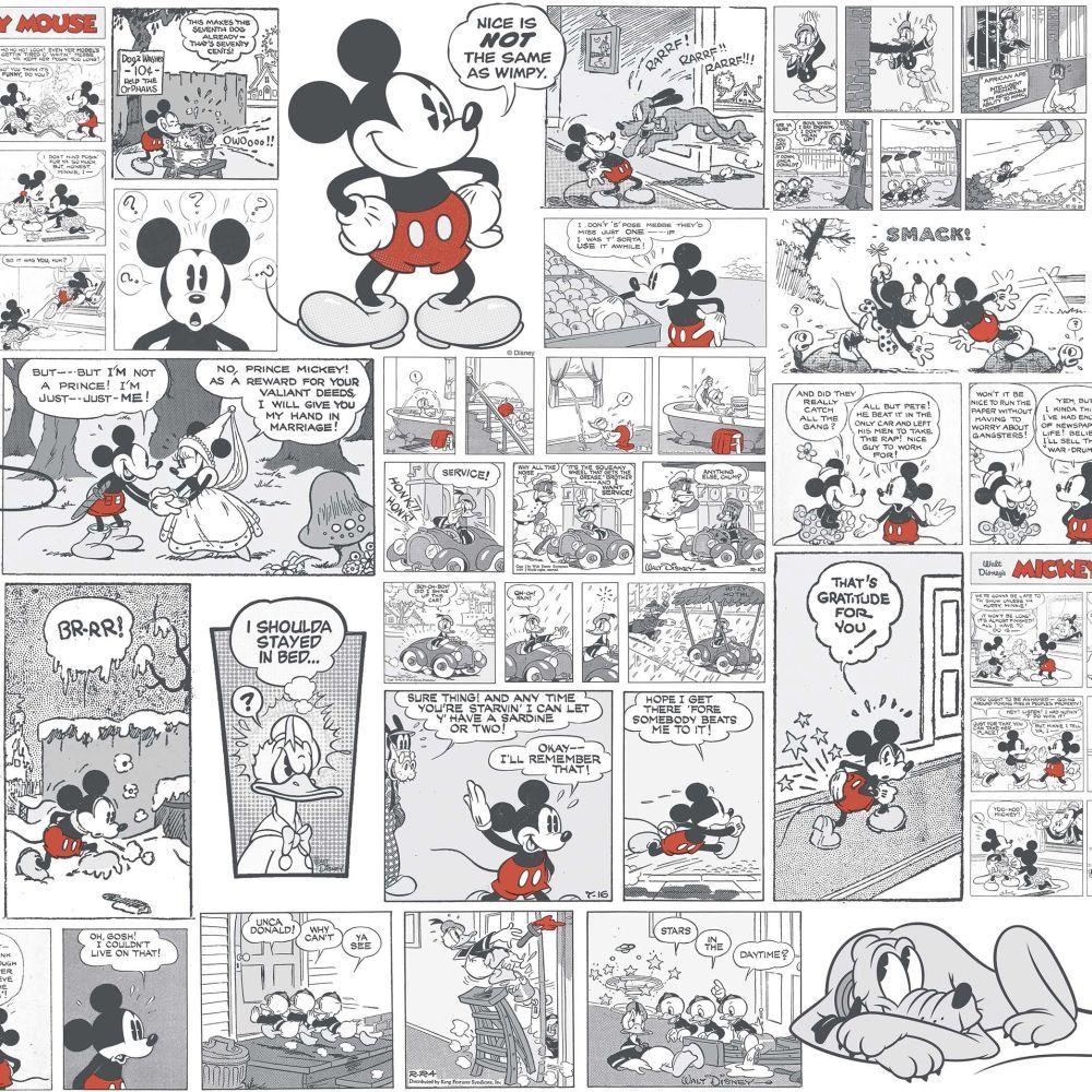 Mickey Comic Black 31b5f29937e74