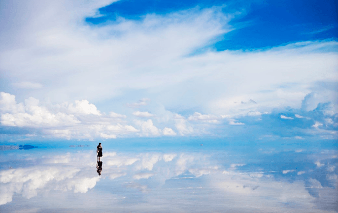 Bolivia Salt Flats During The Rainy Season Places The Time Is Now Bolivia