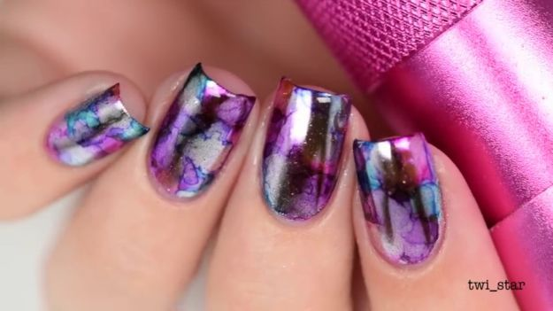 Sharpie Nail Art Designs Youll Surely Love Pinterest Sharpie