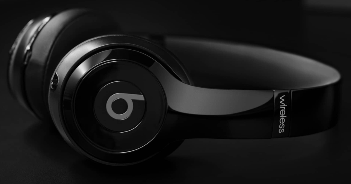 Feel your music with these Beats headphones on sale in