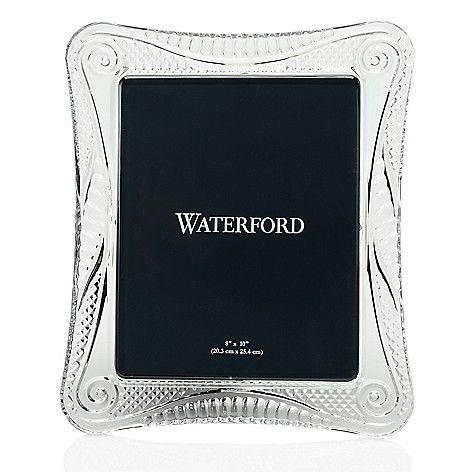 Waterford Crystal Seahorse 8\