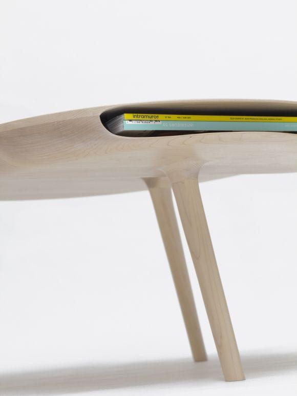 Tokyo Table By Loic Bard Furniture Furniture Design Wood Design