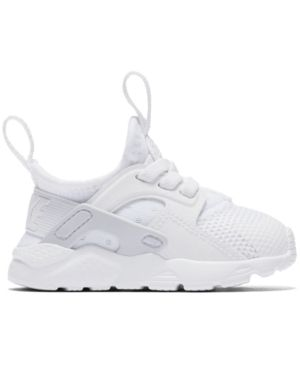 save off f0947 a8a27 Nike Toddler Boys  Air Huarache Run Ultra Running Sneakers from Finish Line  - White 10