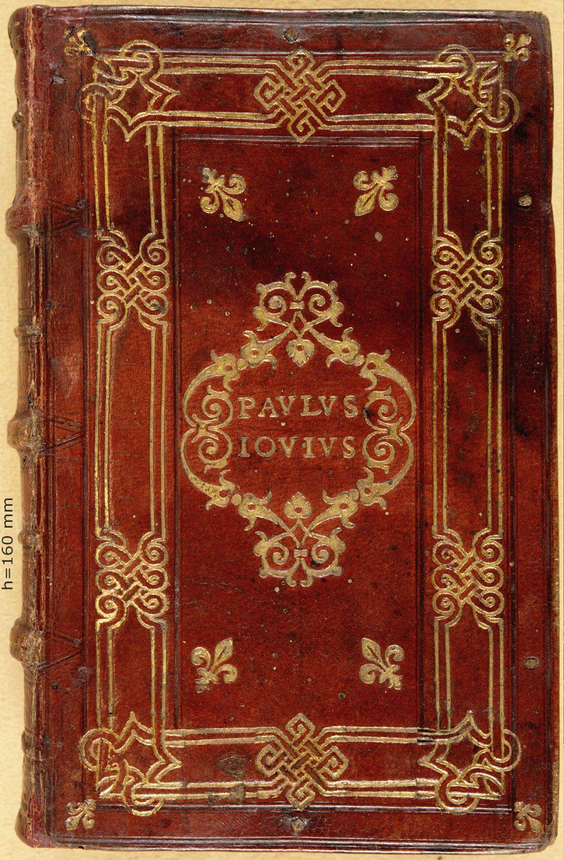 Roman Binding Mid 16th Century Book Cover Art Ancient Books Antique Books
