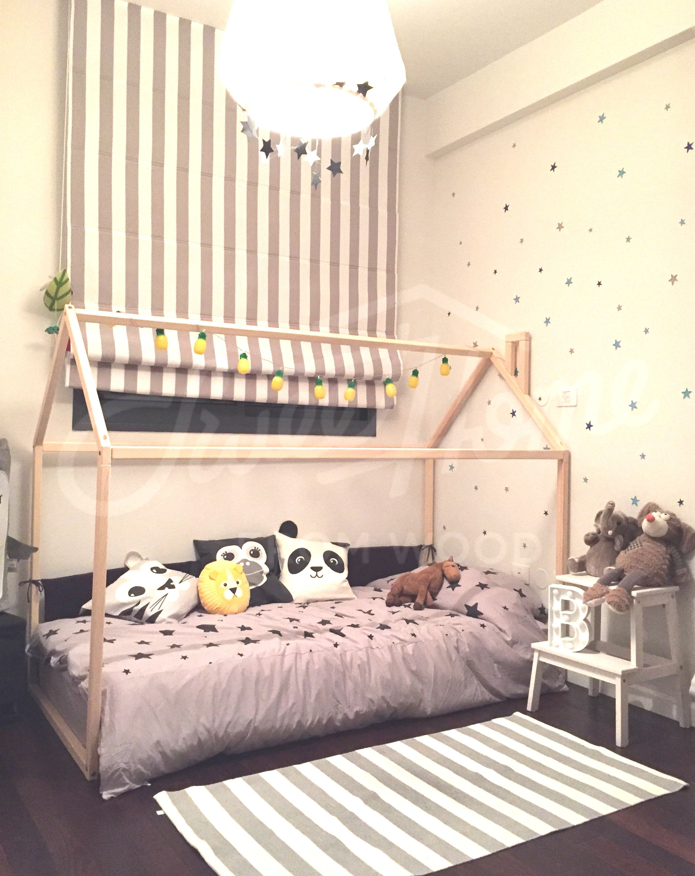 Kids Room, Toddler Bed, House Bed, Tent Bed, Children Bed,