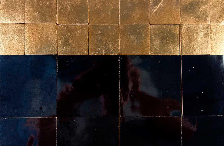 Zellige mosaic del sur kitchen