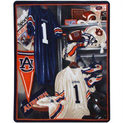 Locker Room Fleece Blanket - Love it!