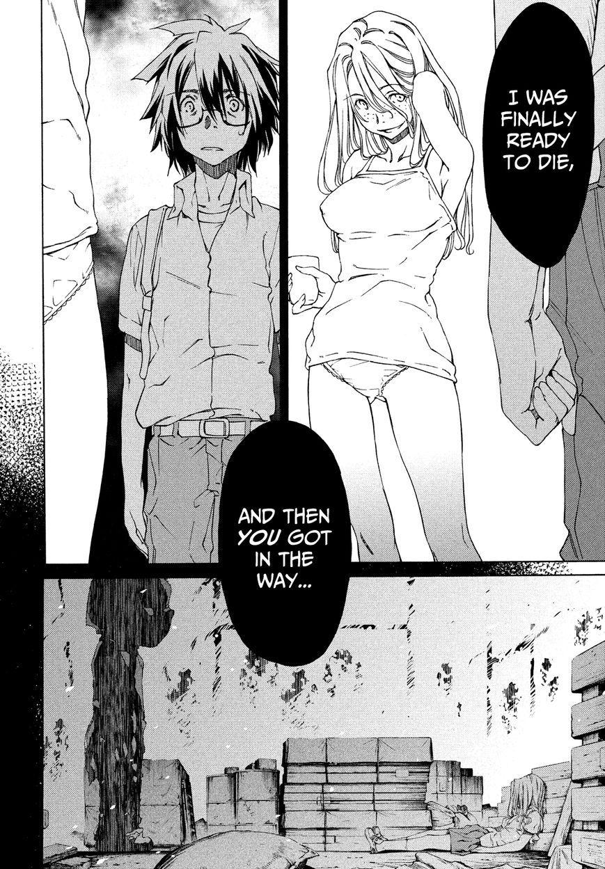 Gleipnir 2 Page 36 Manga, Fictional characters, Character