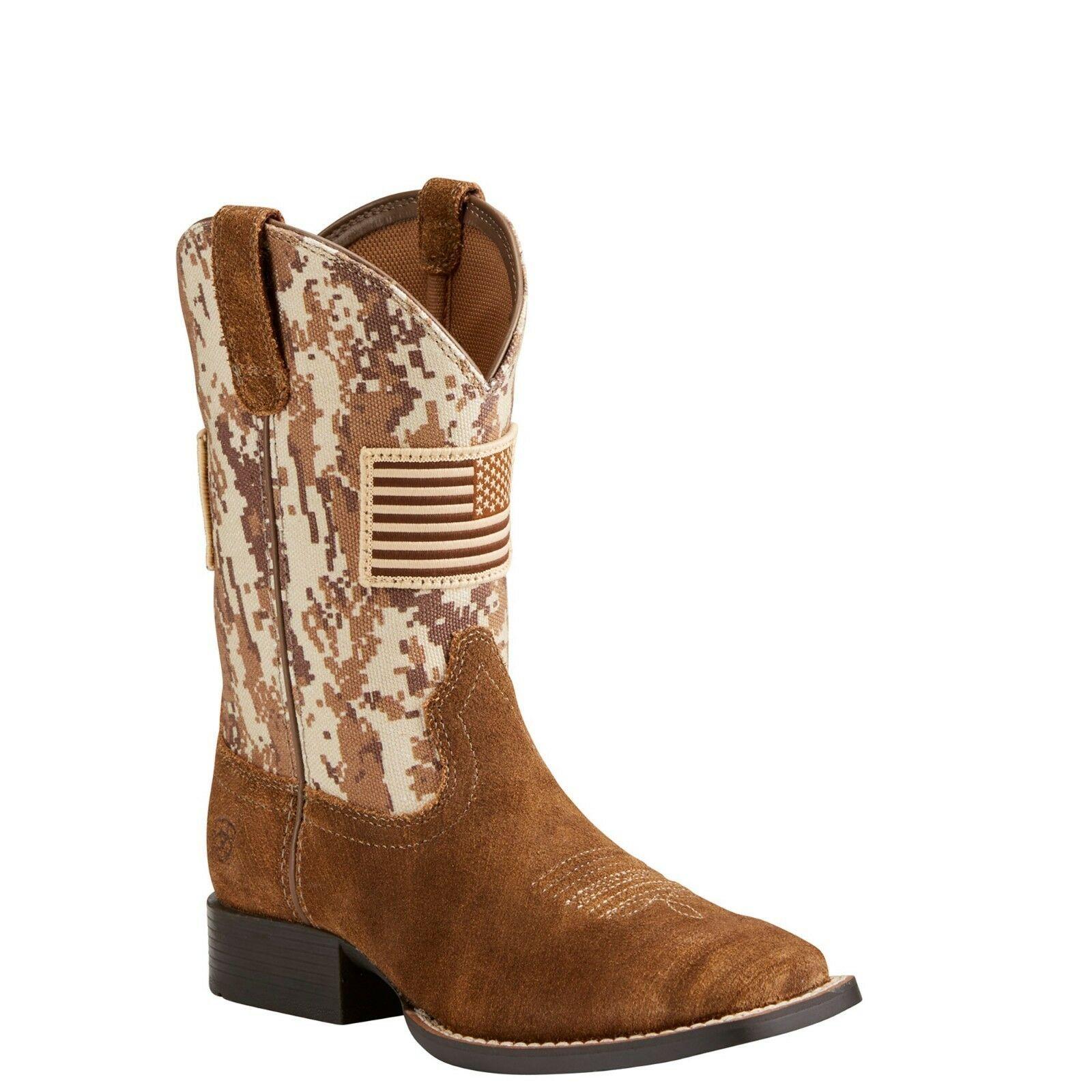 Sport Patriot Cowboy Boot