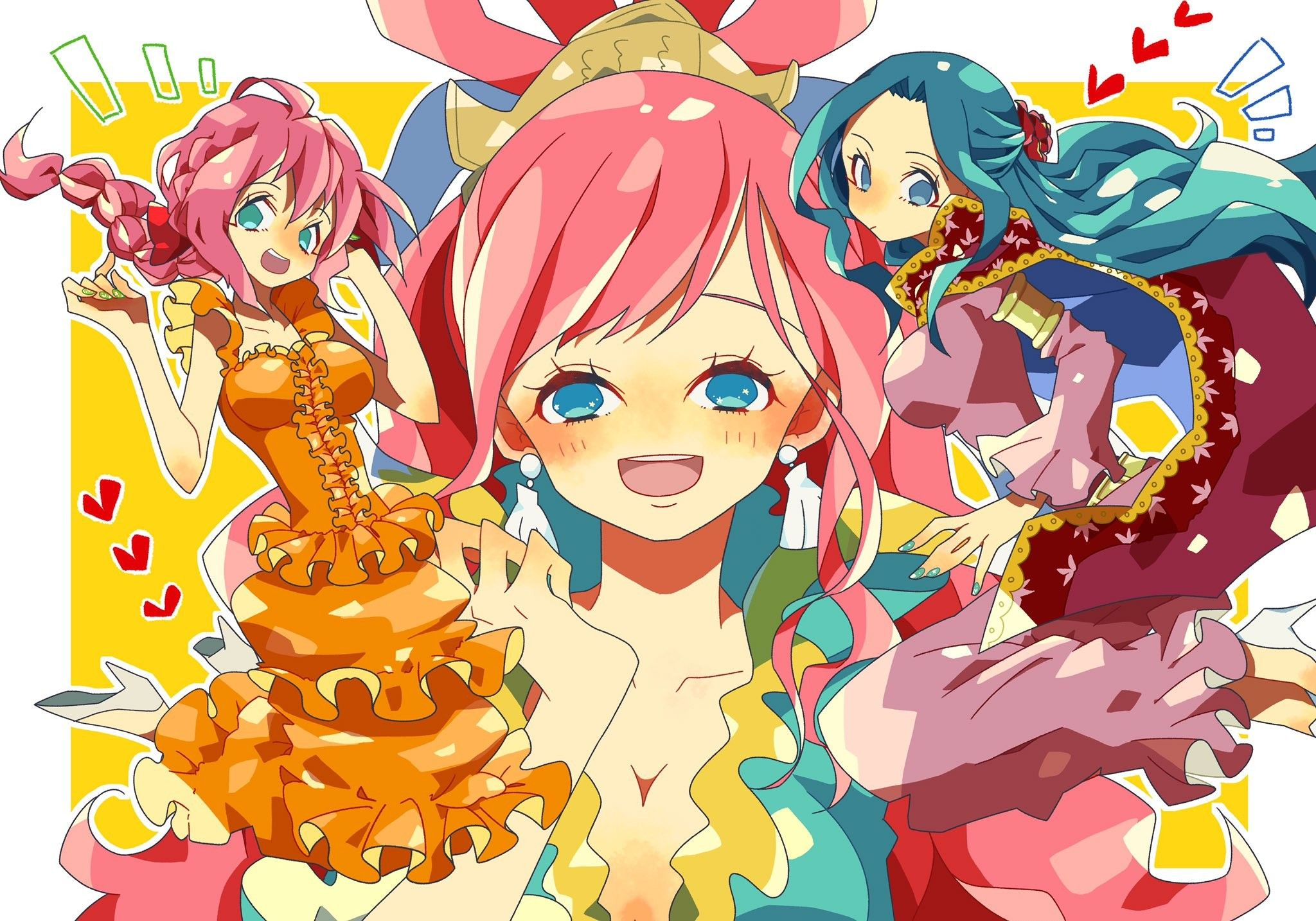 One Piece by Mr.D One piece luffy, Anime, Manga girl