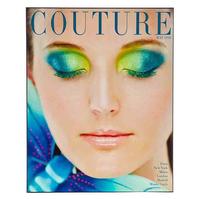 Couture Magazine Cover Wall Art | 44.99 http://www.zgallerie.com ...