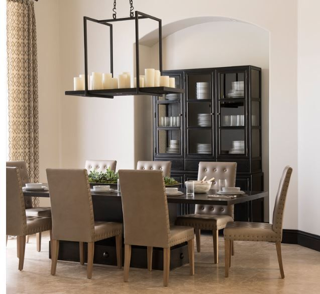 16 Absolutely Gorgeous Mediterranean Dining Room Designs: 56 Nice Looking Mediterranean Dining Room To Show You What