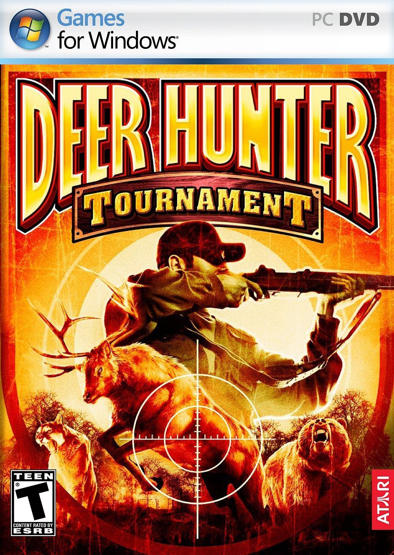 Deer Hunter Tournament Deer hunters, Deer hunting games