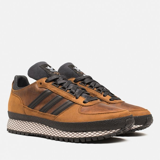 new products 2caf8 c6ce9 adidas Originals x Barbour TS Runner Spice Orange/Black ...