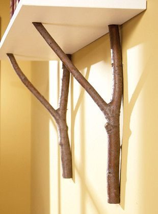 branch shelf bracket