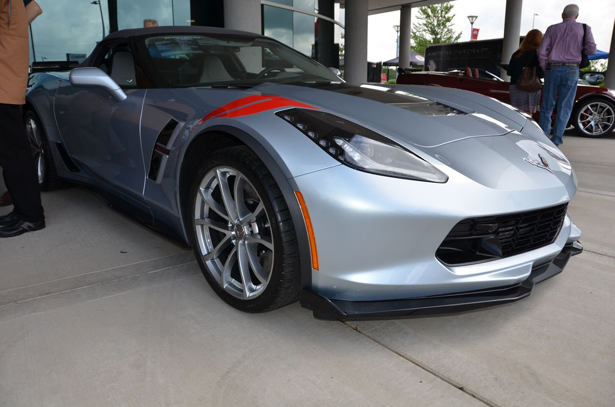 Used 2017 Chevrolet Corvette Grand Sport Coupe Appleton