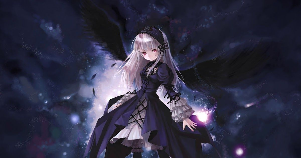 16 Download Anime Wallpaper Rar After You Find The Perfect Wallpaper You Can Download It Totally In 2020 Dark Angel Wallpaper Angel Wallpaper Anime Scenery Wallpaper