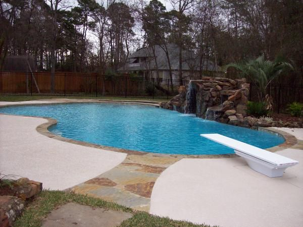 Swimming Pool Pricing | Pool | Building a deck, Pool ...