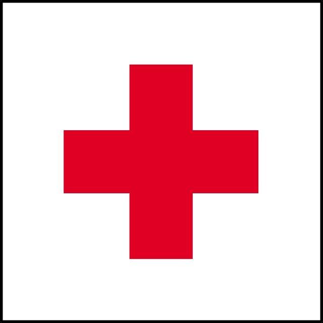 Red Cross Vector Flag Cross Vector Red Cross Symbol Red Cross Volunteer