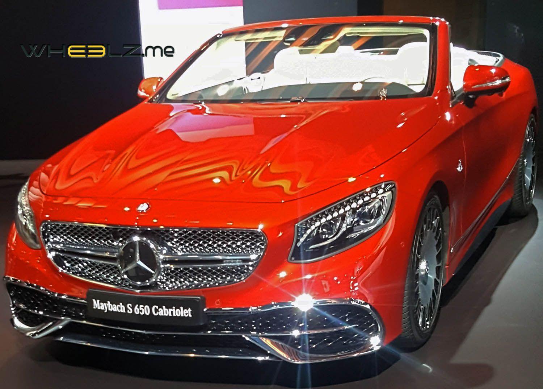 مرسيدس مايباخ اس 650 كابريوليه تسجيد للاناقة الفاخرة موقع ويلز Maybach Mercedes Maybach Mercedes