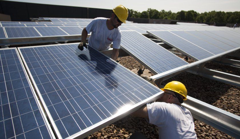 These Are The U S Companies With The Most Solar Power Solar Solar Panel Cost Solar Panels For Home
