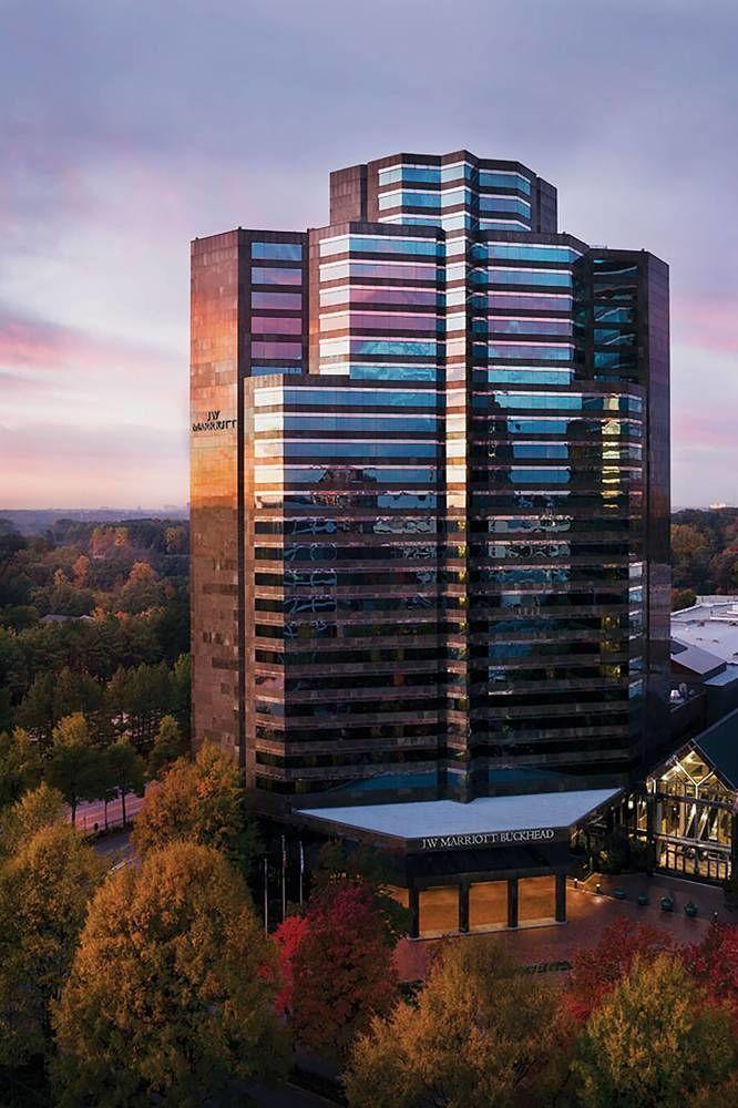 JW Marriott Atlanta Buckhead (Atlanta, United States of