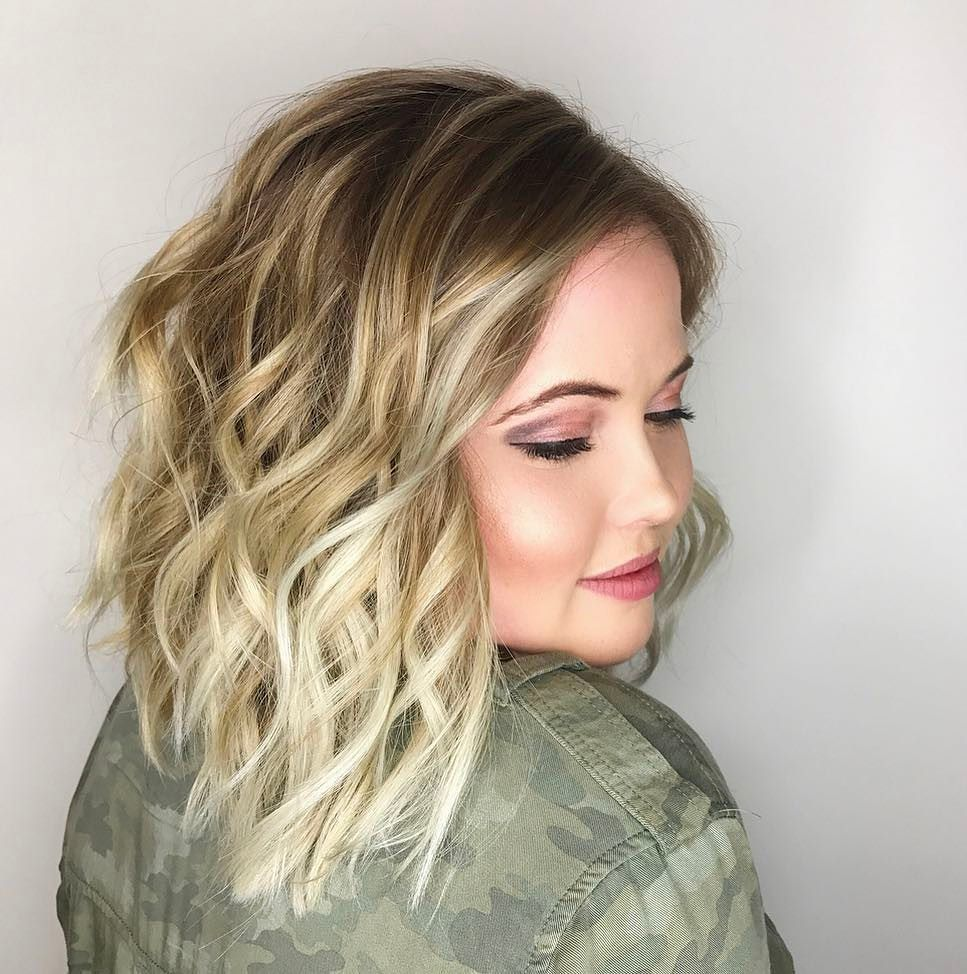 Beach wave perm hairstyles can look extremely classy and stylish if they are done the right way as there is nothing more chic and trendy than beach waves.