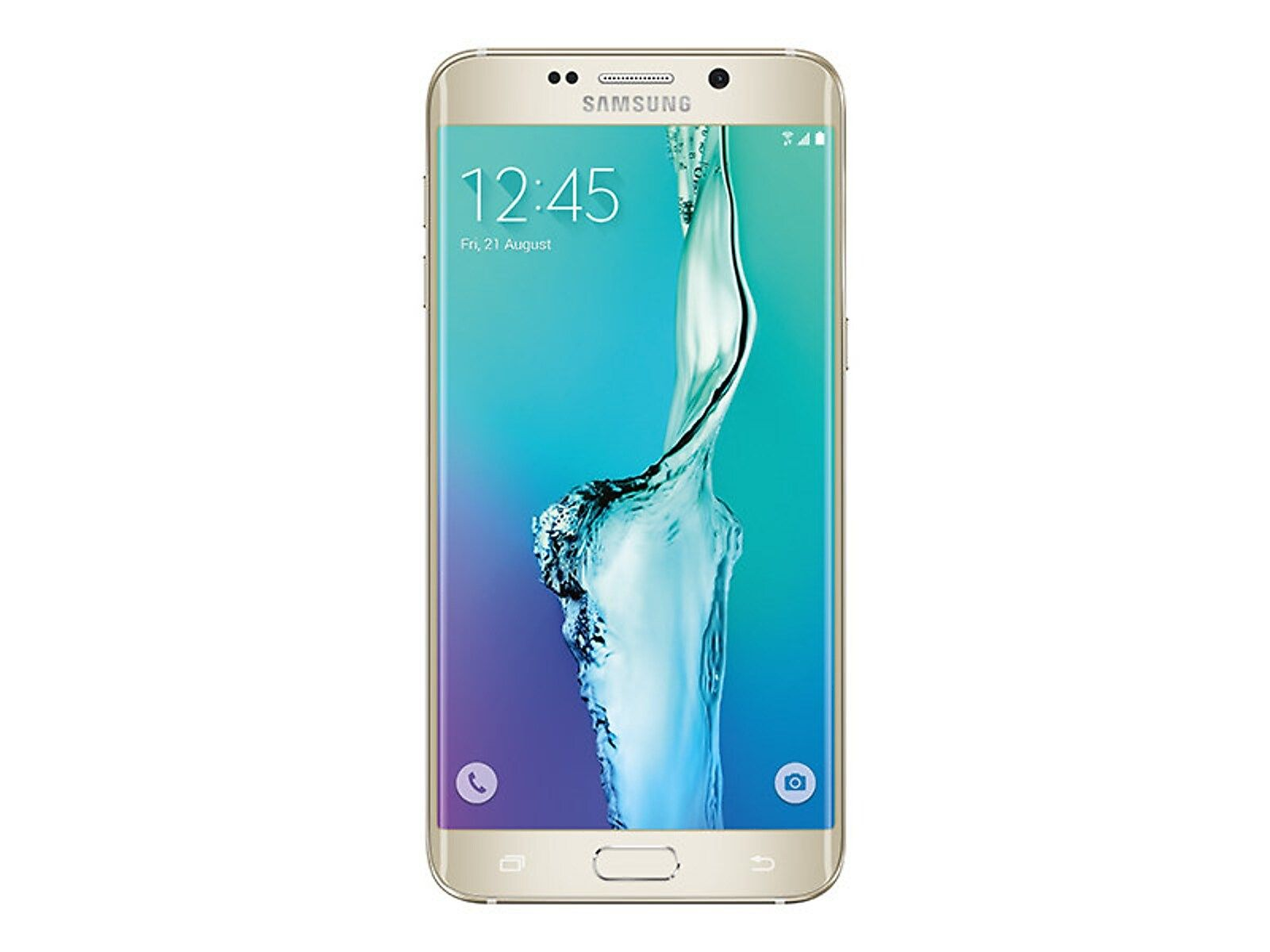 Samsung Galaxy S6 Edge 32gb At T Certified Pre Owned Smartphone Gold Platinum With Installment Galaxy Samsung Samsung Galaxy S6
