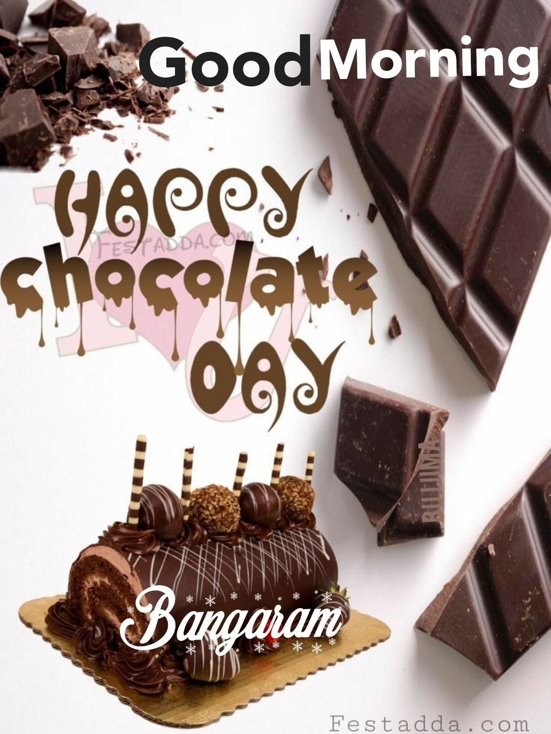 Pin By Drabdulsalam On Allah Almighty Happy Chocolate Day Happy Chocolate Day Wishes Happy Chocolate Day Images Happy chocolate day images n quotes