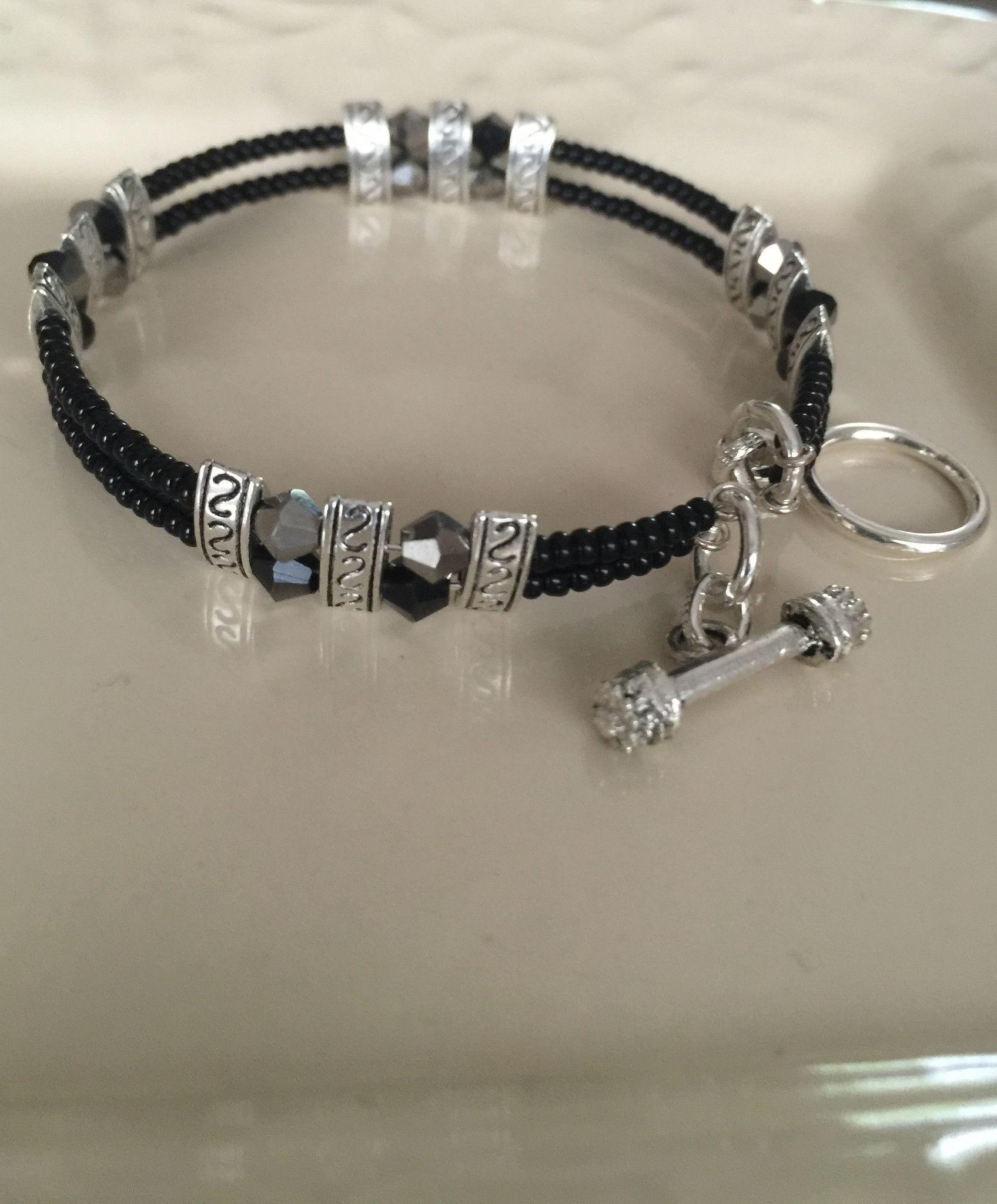Silver Plated Elegant Memory Wire Bracelet   Memory wire bracelets ...