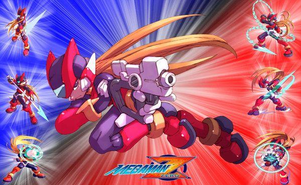 Megaman Zero Wallpaper Megaman Zero Wallpaper Megaman Series
