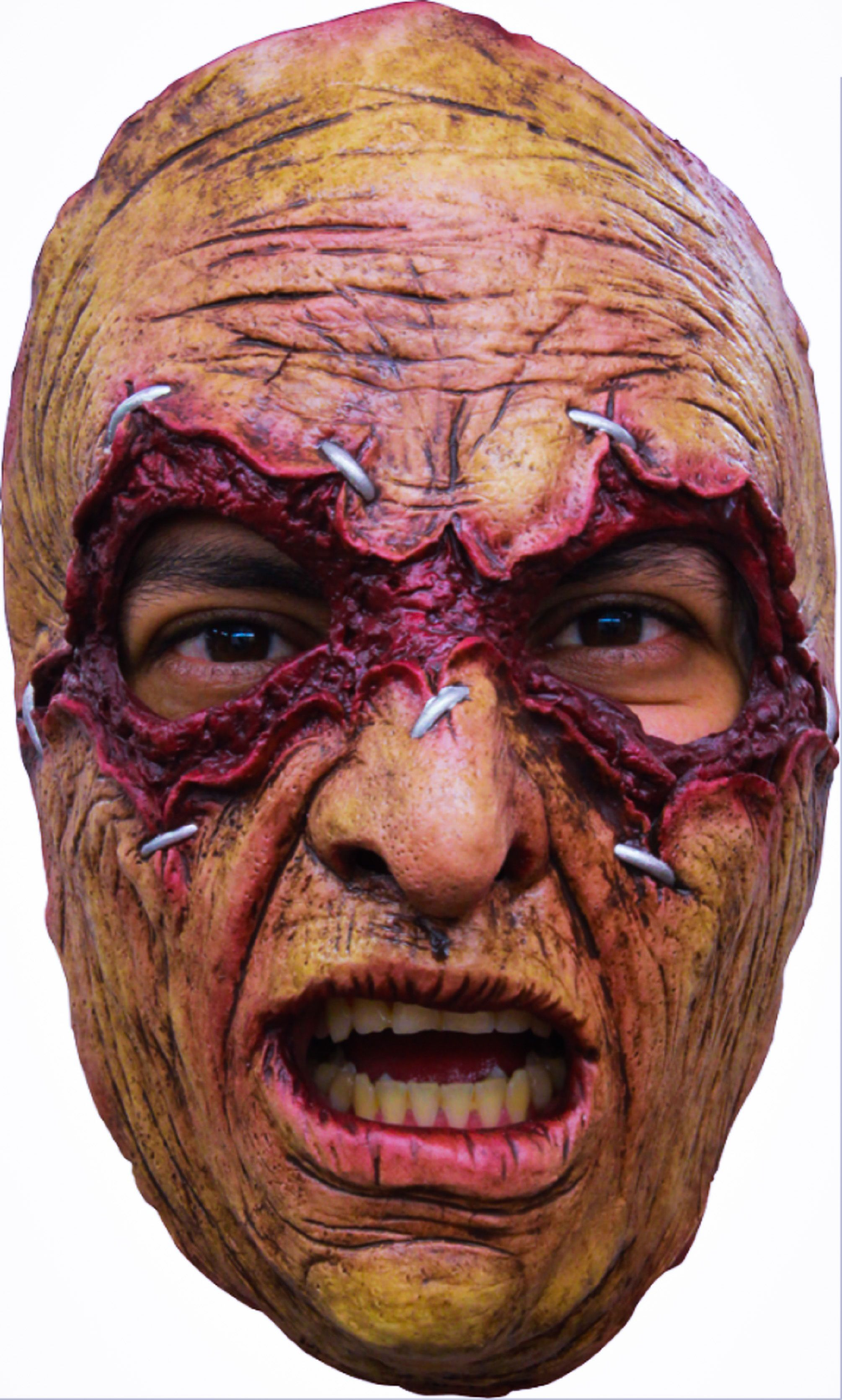 Serial Killer 25 Mask - $13.99 (£9.69). Featuring cut & stapled ...