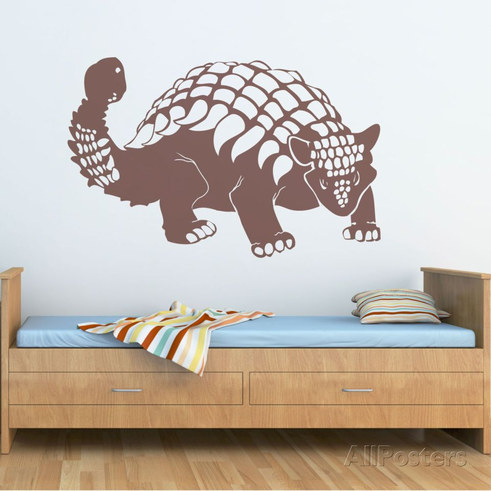 Ankylosaurus brown wall decal wall decal at allposters ankylosaurus brown wall decal wall decal at allposters amipublicfo Images