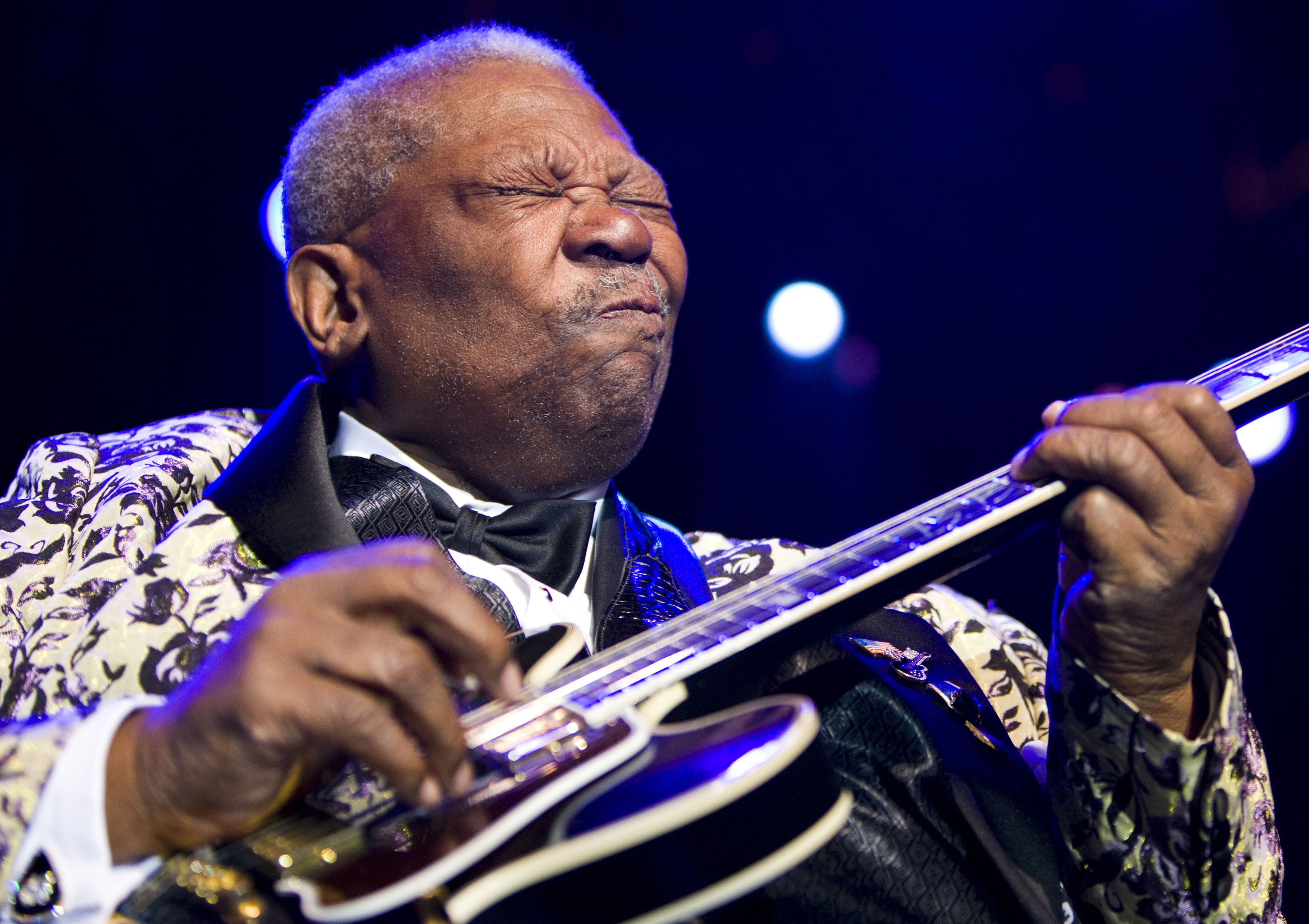 Image result for famous musicians who died bb king